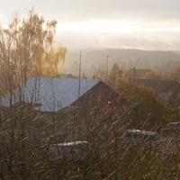 Осень в Воробьёво