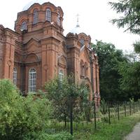 Обоянь. Храм Александра Невского.