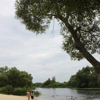 Пригородный. Зона отдыха на реке Псёл.