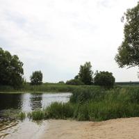Пригородный. Река Псёл.