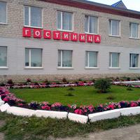 Красноуфимск. Гостиница Ковчег. 2016 г