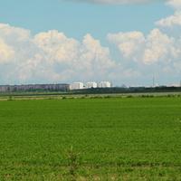 Окрестности Ленсоветовского