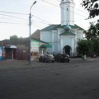 г.Оренбург, ул.Кирова, мечеть Хусаиния