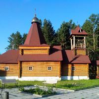 Сборный пункт. Храм Георгия Победоносца. 2016 г