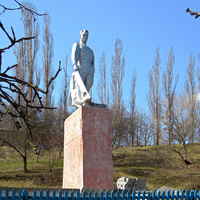 Братская могила 97 советских воинов