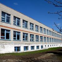 Здание школы в селе Кошлаково