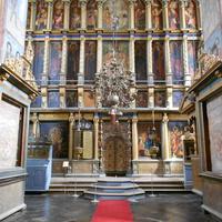Внутреннее убранство Благовещенского собора