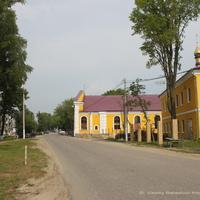 Церковь Андрея Стратилата на Октябрьской улице