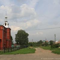 Церковь Введения во храм Пресвятой Богородицы на Школьной улице
