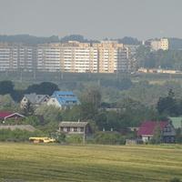 Вид на Красное Село