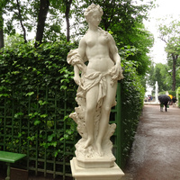 Летний сад. Скульптура Авроры.