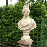 "Летний сад. Скульптура ""Аллегория Изобилия""."