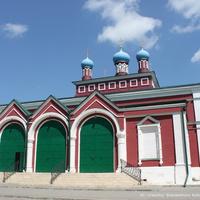Собор Рождества Пресвятой Богородицы Николо-Радовицкого монастыря
