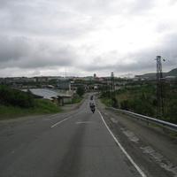 Вид на Кировск