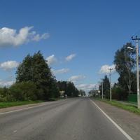 Форносово