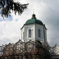 Толши. Спасо-Преображенский женский монастырь.