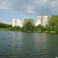 ЖМ Яркий и Кустаревский пруд в Демском районе