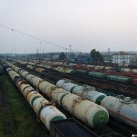 ЖД станция Дёма
