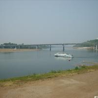 Река Белая в Уфе