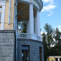 Военный клинический санаторий в усадьбе Архангельское