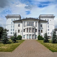 Домик для гостей на площади Советов