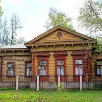 Дом С.Н. Свешникова (ул. Ленина, д.54)