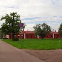 Вид на Императорскую ферму