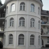 Гостиница в виде замка