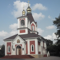 Дивноморское. Храм