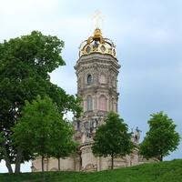 Усадьба Дубровицы, церковь