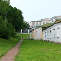 Конный двор, усадьба Дубровицы