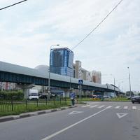 Станция метро Адмирала Ушакова