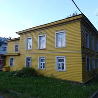 Улица Малая Слободская