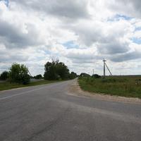 Дорога на Старый Спасс