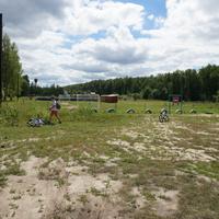 Середниково, спортивная площадка
