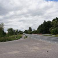 Егорьевское шоссе, мост через речку Летовка