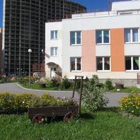 Шушары, детский садик на ул. Окуловская
