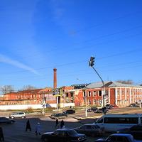 Перекресток ул. Ленина и Сухоборской (1)