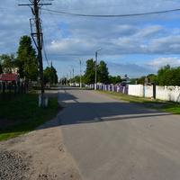 Вид со стороны ул.Дзержинского на ул.Кирова