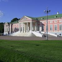 Музей-усадьба Кусково - Дворец.