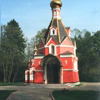Святой источник в селе Талеж