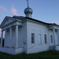 Церковь Николая Чудотворца в Нестерово