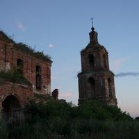 Церковь Димитрия Солунского в Нестерово