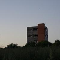 Здание спиртзавода
