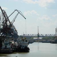 Омск. Иртыш. 13 июля 2008 года