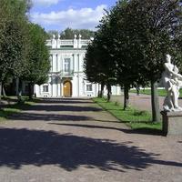 Музей-усадьба Кусково - Итальянский домик.