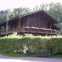 Музей-усадьба Кусково - Швейцарский домик.