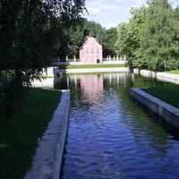 Музей-усадьба Кусково - Голландский домик.