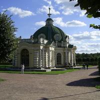 Музей-усадьба Кусково -Павильон Грот.