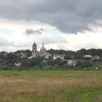 Ильинская церковь в Васильково.
